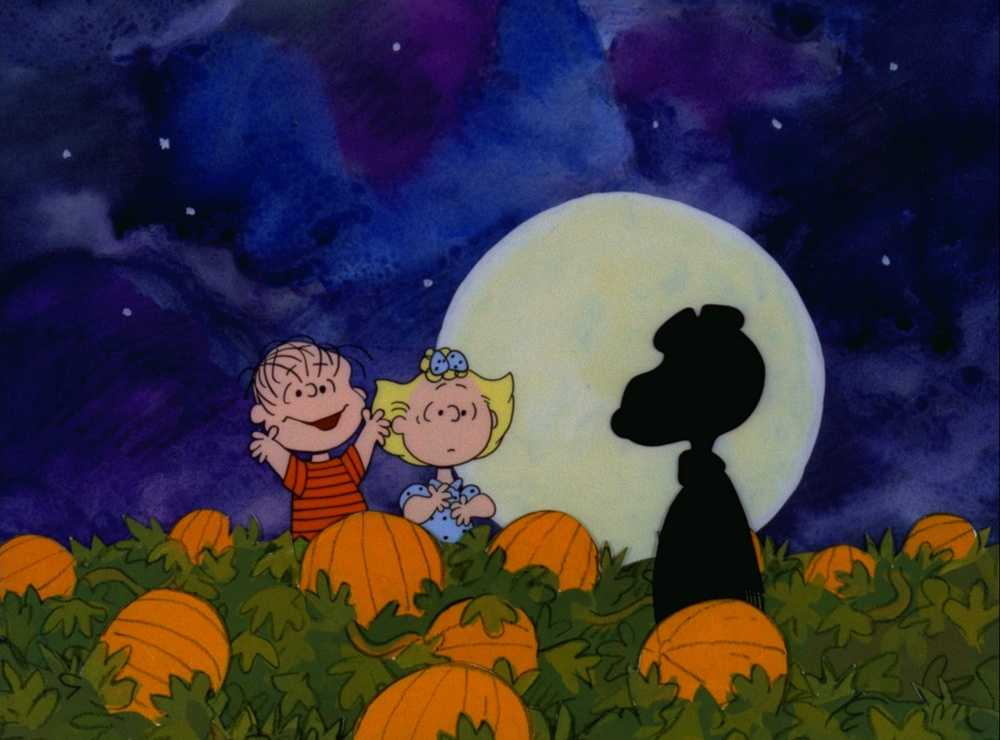 It's the Great Pumpkin, Charlie Brown:' Images from the classic ...