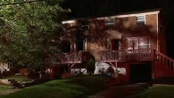 A 75-year-old man died after an early morning fire at a Castle Shannon duplex.