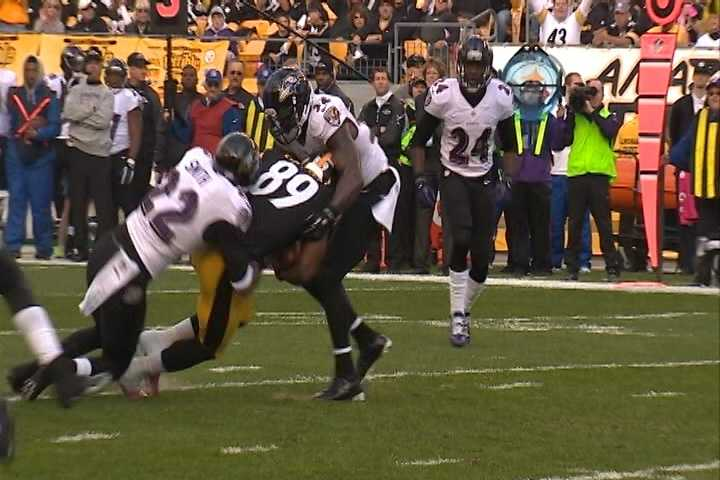 Cotchery at the 3rd down