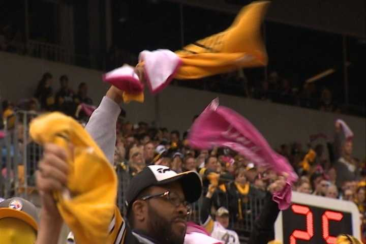 Terrible Towels Time