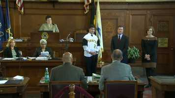 Pirates President Frank Coonelly was on hand at council chambers to accept the proclamation on behalf of the franchise.