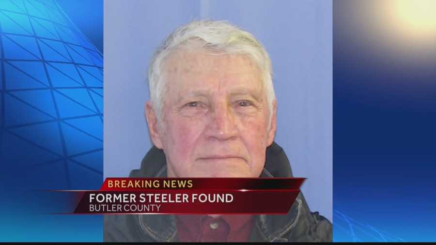 State police say they've found Raymond Mathews who was reported missing because he has dementia and didn't return from a walk.