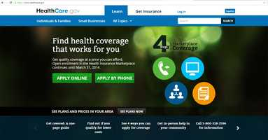 """Healthcare.gov was redesigned over the weekend in attempt to fix numerous glitches, and """"Obamacare girl"""" was nowhere to be found Monday."""