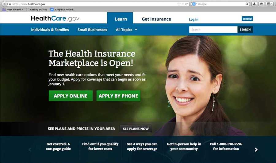 While technical overload errors crippled the Affordable Care Act website and became an embarrassing black eye for the White House, some political commentators used her face for jokes, such as this one by The Onion.