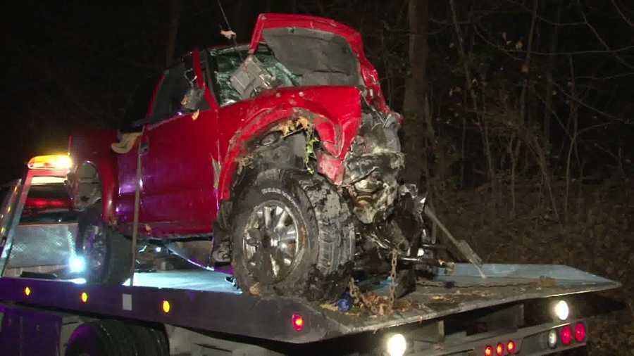 State police said Smith's pickup truck collided head-on with another pickup truck on New Geneva Road, about 1 mile south of Friendship Hill.