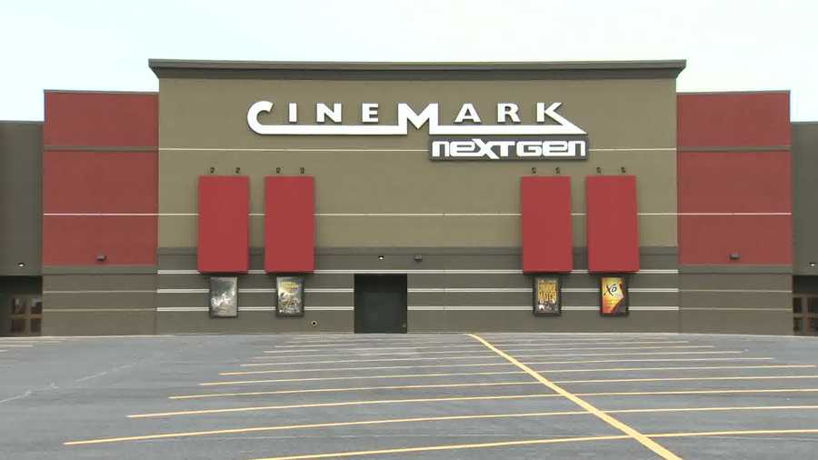 The Cinemark Monroeville Mall movie theater was built in a space formerly occupied by JC Penney.