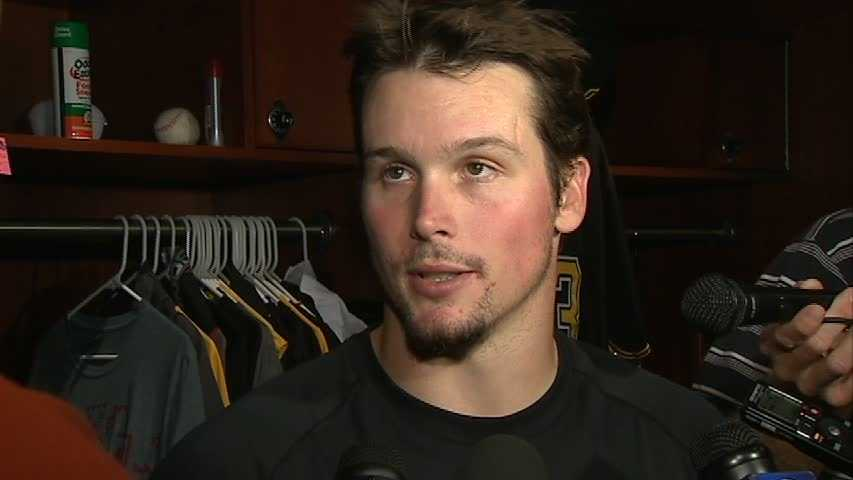 Travis SniderPosition: OutfieldAge: 28 in February2015 stats: Hit .232 with 4 home runs, 28 RBI and .663 OPS in 18 games with Pittsburgh and 69 games with BaltimoreStatus: Signed minor-league contract with Kansas City