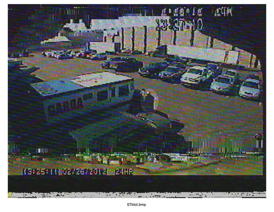 Another freeze-frame security image.