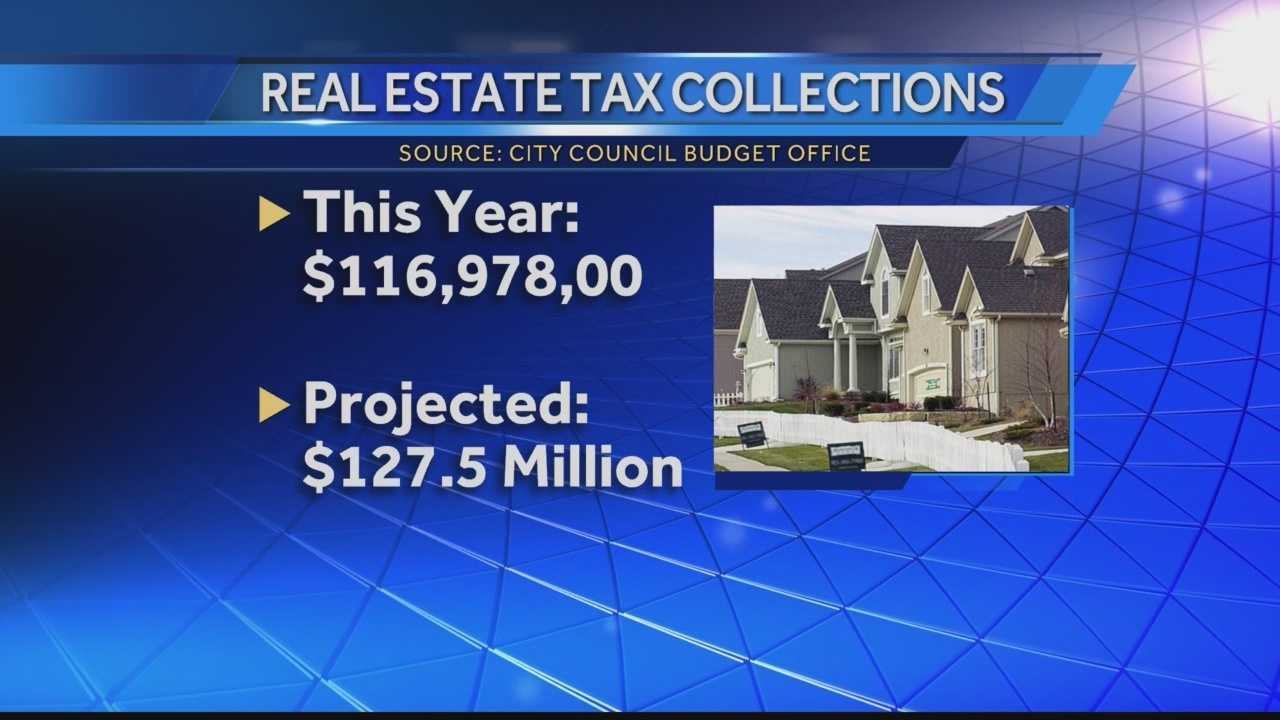 img-City property tax revenue shows shortfall of millions