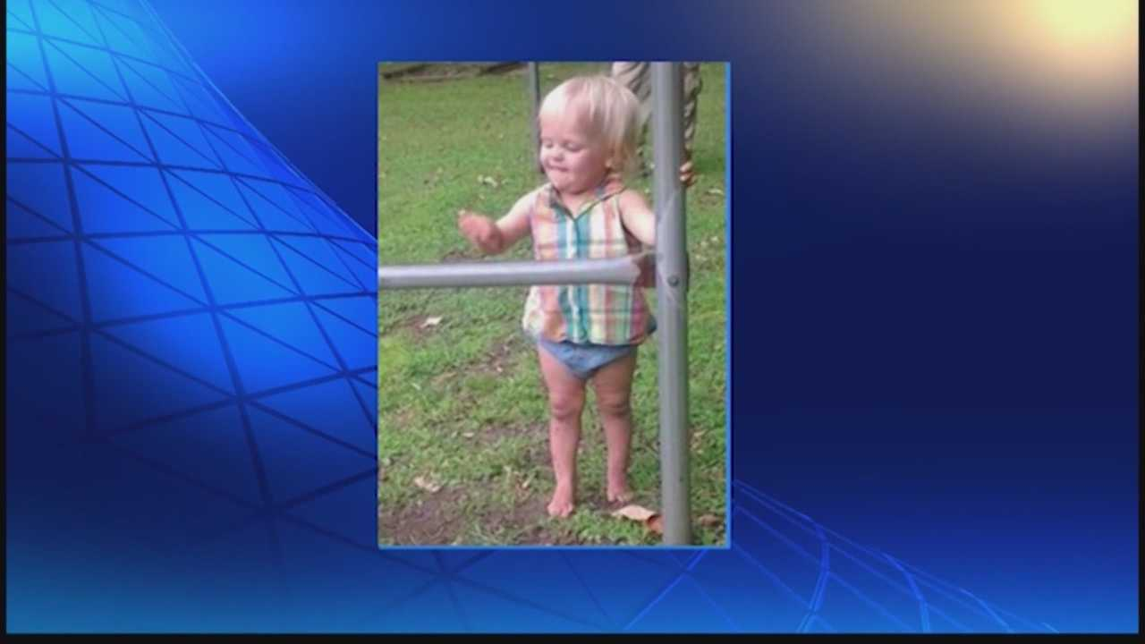 Action News' Ashlie Hardway has the latest on a Fayette County man facing criminal homicide charges that led to the death of his 20 month year old.