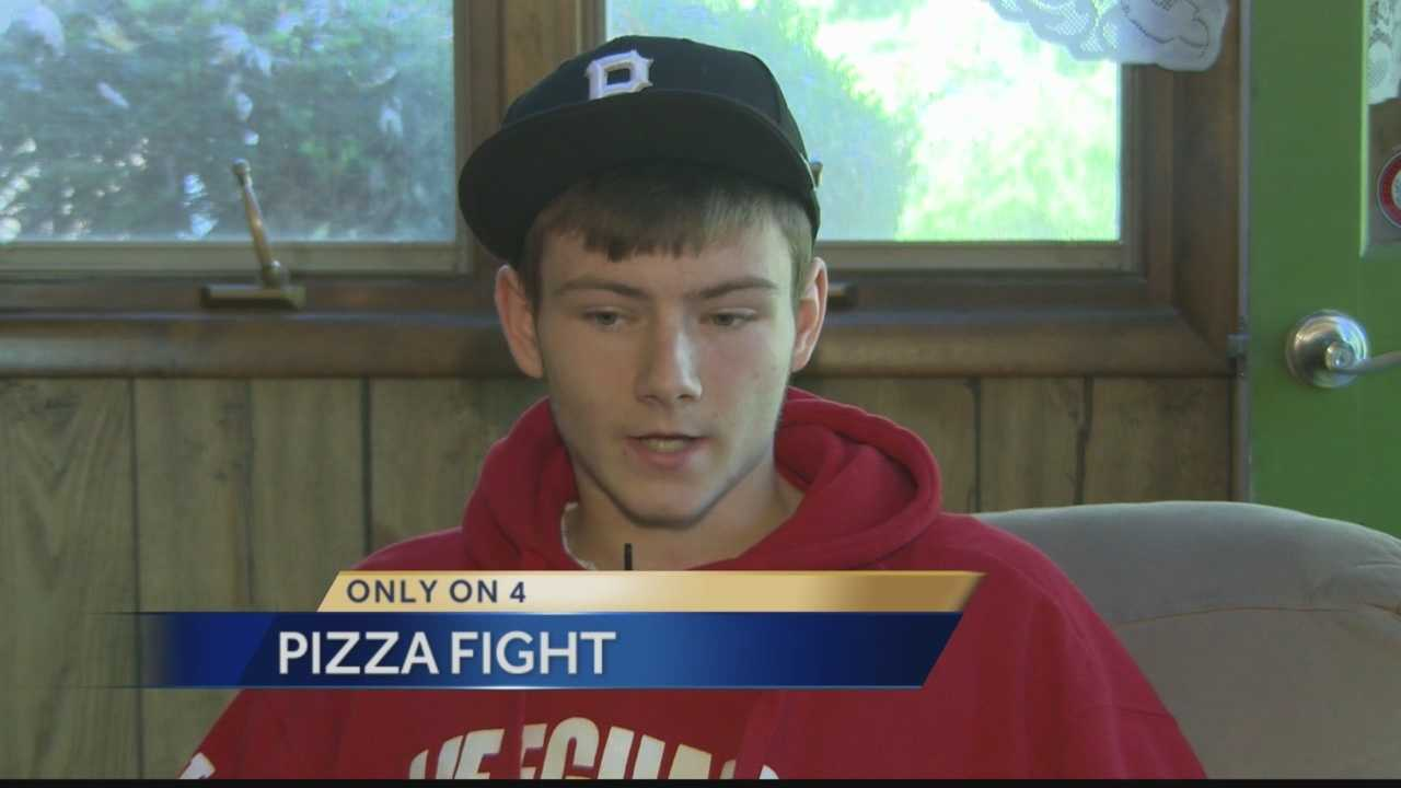Pizza delivery driver attacked