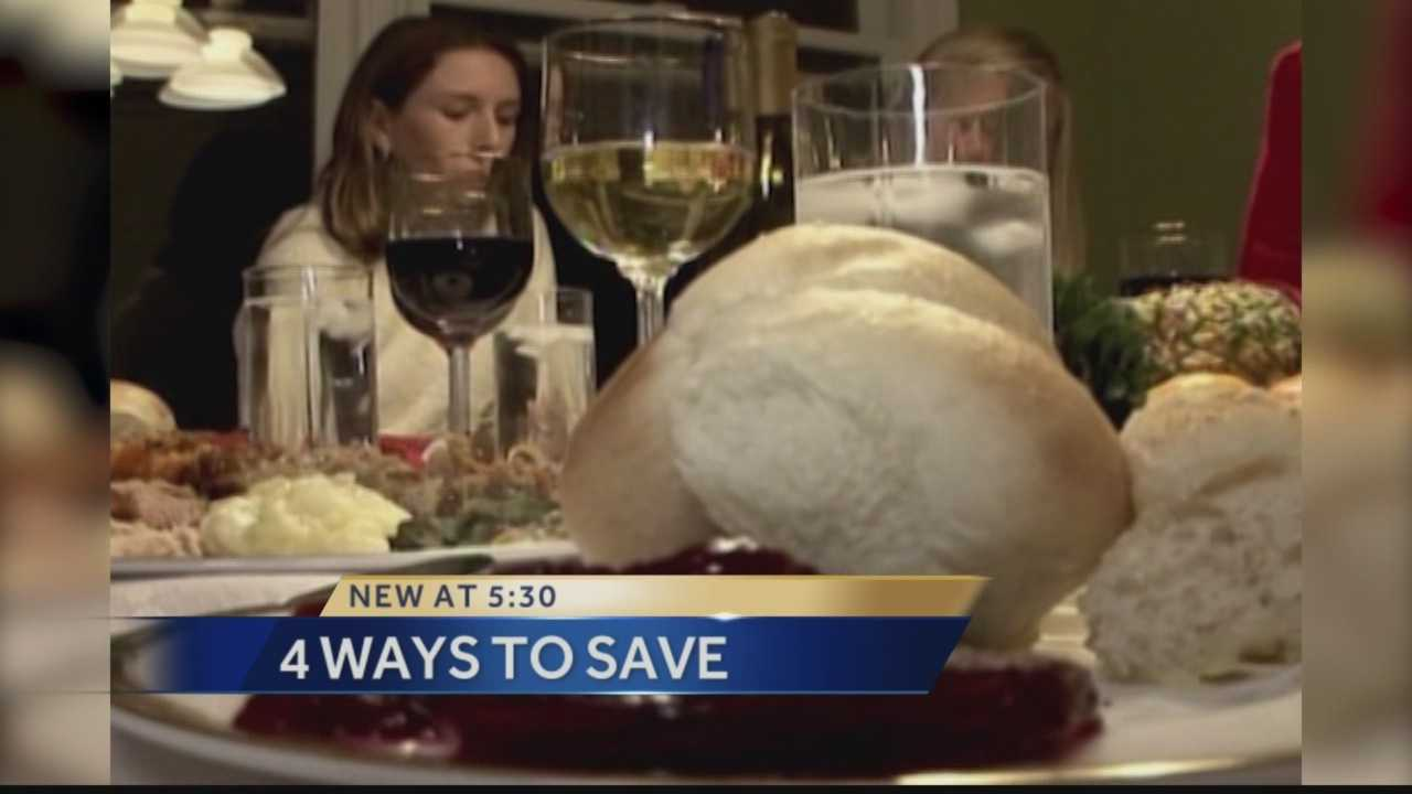 Action News' Michelle Wright has the tips to help you save while grocery shopping, especially during the holiday season.