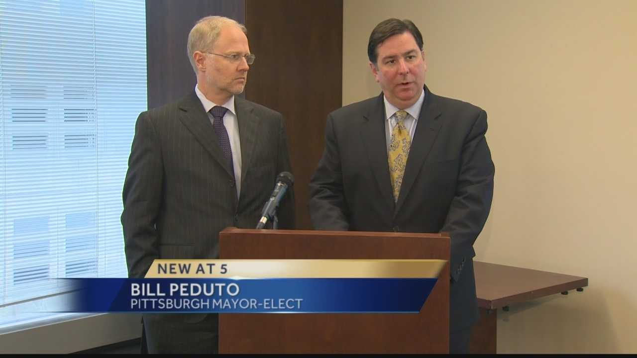 Mayor-Elect Bill Peduto outlines how his administration will change Pittsburgh's long-time hiring practices based on favoritism. Action News' Sheldon Ingram has the latest...