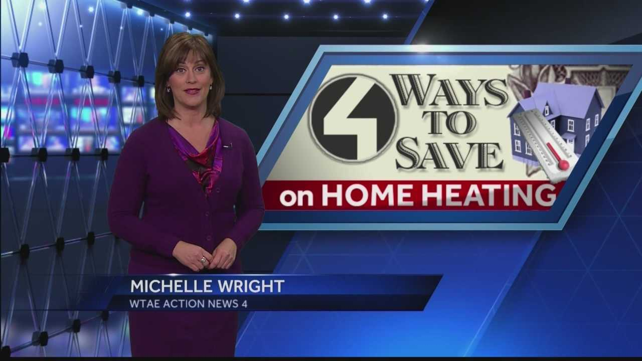 Action News' Michelle Wright has tips for home heating, Part 2 in a 5 part series this week.