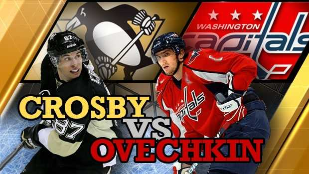 Crosby vs Ovechkin