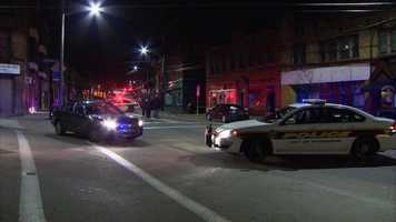 An 18-year-old Mount Washington man who was shot overnight in Carrick has died.