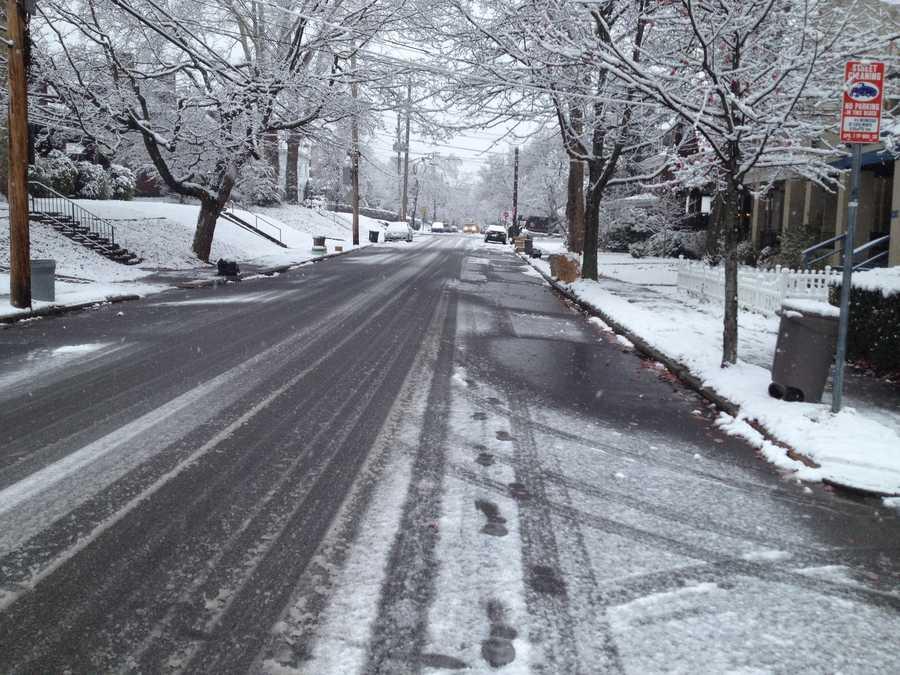 Denniston Avenue in Shadyside