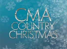 "Some of the most powerful and emotionally moving voices in music come together to celebrate the holidays on ""CMA Country Christmas,"" which taped in front of a live audience Friday, November 8 at the Bridgestone Arena in Nashville, Tenn. The special, which features Jennifer Nettles as host for the fourth year, airs MONDAY, DECEMBER 2 (9:00-11:00, ET/PT), on the ABC Television Network."