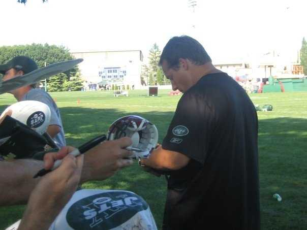 $25,000 - New York Jets head coach Eric Mangini on Sept. 16, 2009, for failure to report injuries accurately involving quarterback Brett Favre.