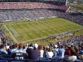$40,000 - Tennessee Titans assistant coach Chuck Cecil on Oct. 4, 2010, for an obscene gesture at game officials.