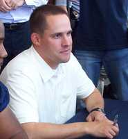 $50,000 - Denver Broncos head coach Josh McDaniels on Nov. 27, 2010, for videotaping an opponent's practice in London and not properly reporting the rules violation.