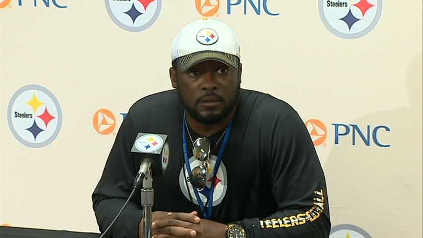 $100,000 - Pittsburgh's Mike Tomlin on Dec. 4, 2013, for interfering with a kickoff return by Baltimore's Jacoby Jones.