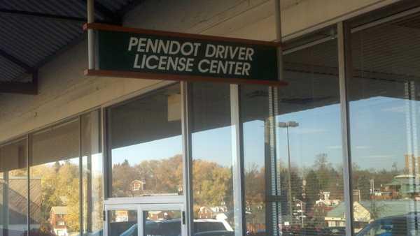 PennDOT driver's license center