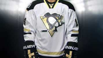 The Pittsburgh Penguins will wear a special jersey for their game against the Chicago Blackhawks in the NHL Stadium Series.