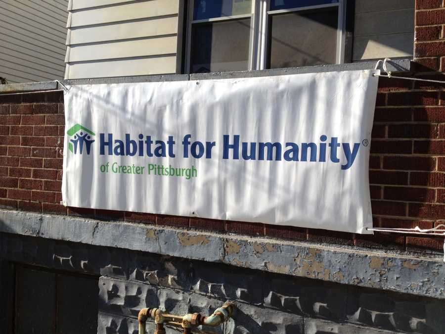 Thanks to Habitat for Humanity, the house on Clifton Street is about to become the home of a family from Tanzania who has known only refugee camps and crowded housing until now.