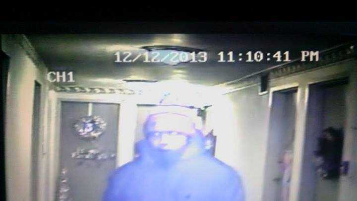 "Mt. Lebanon police posted this image of the unidentified ""Suspect #3"" on their Facebook page. They say he may be known as ""Chubbs"" and frequents the Wilkinsburg area. He's in his early 20s with a thin mustache and was wearing a red & white 49ers knit hat with his dark-colored hooded coat."
