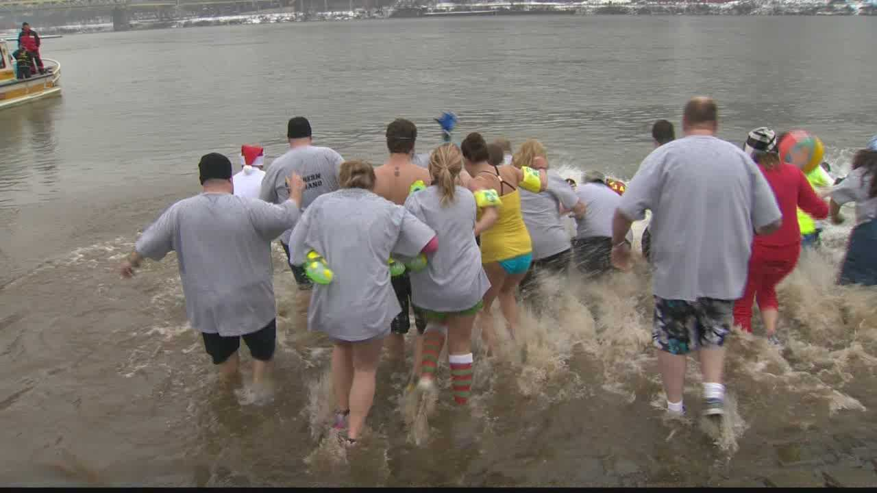 The Pittsburgh Polar Plunge