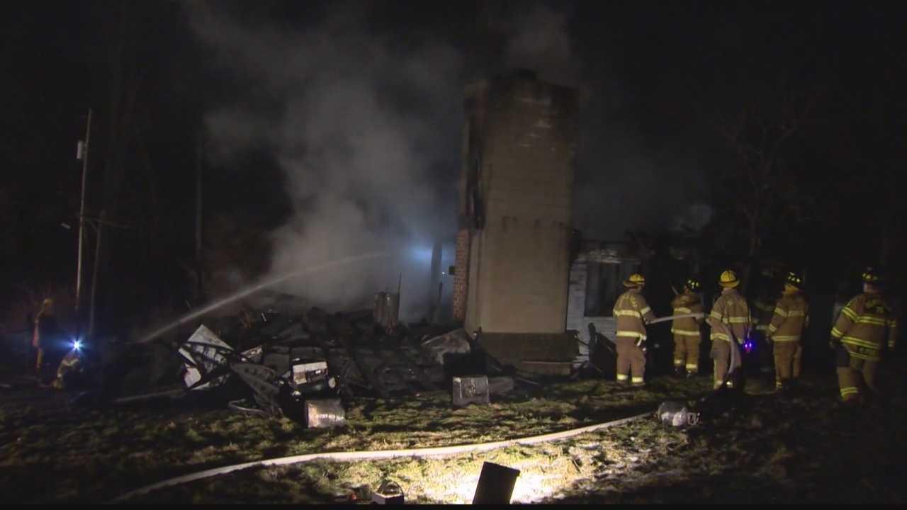 Salem Township fire