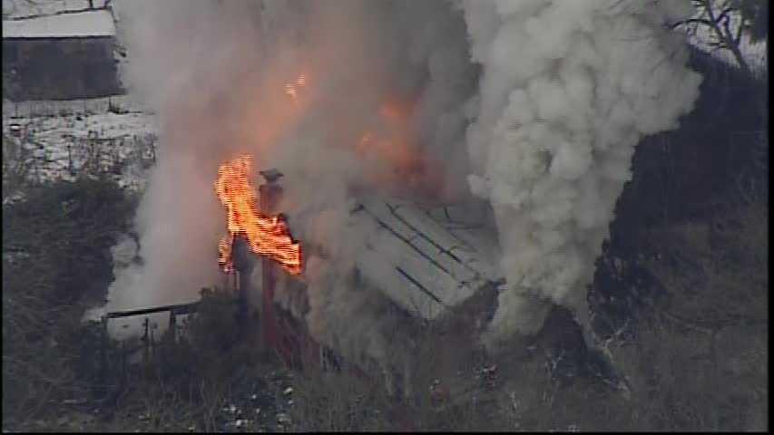 Murrysville fire