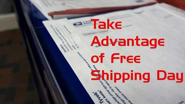 Find out which retailers will be participating in this year's Free Shipping Day on Wednesday.