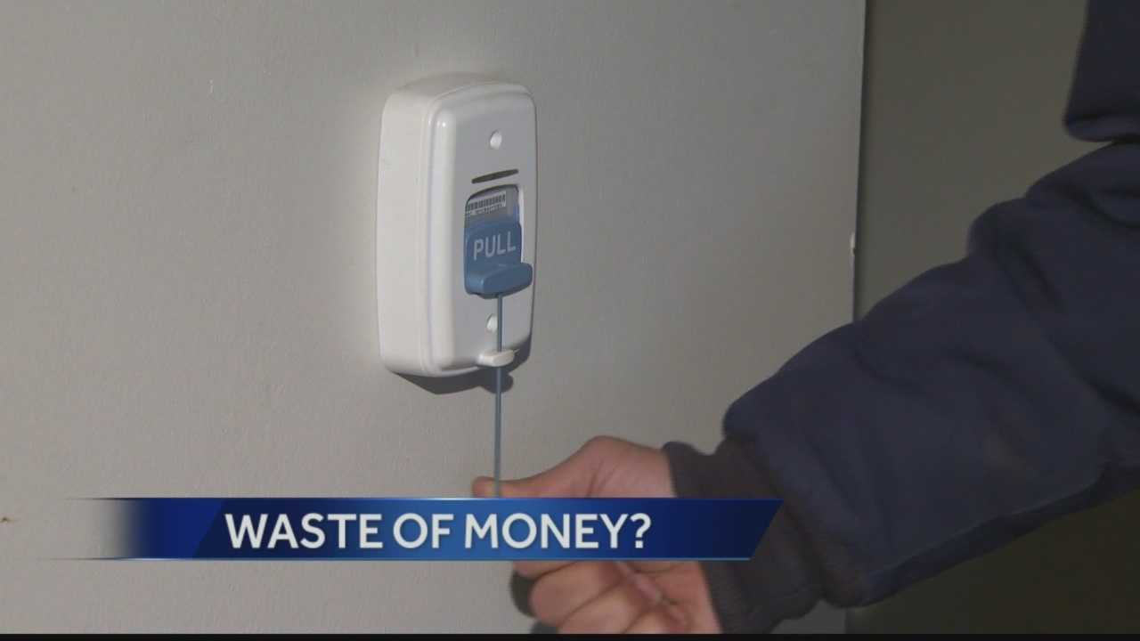 MCKEESPORT, PA - Thousands of taxpayer dollars were spent on alarms to help protect the elderly in McKeesport. But a Channel 4 Action News investigation finds the alarms were never even hooked up.