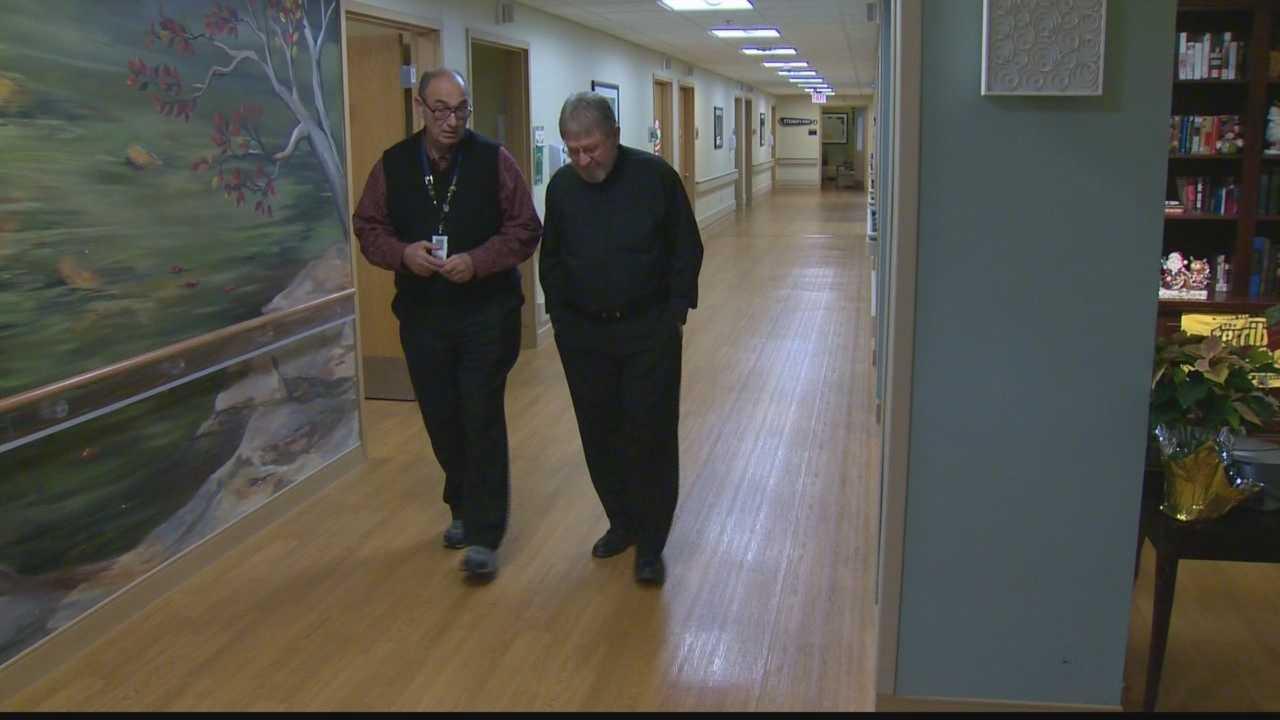 img-New program gives veterans comfort in final hours