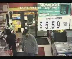 The armed robbery happened just before 10 p.m. Monday at the EZ Mart convenience store on Ben Franklin Road in Indiana.