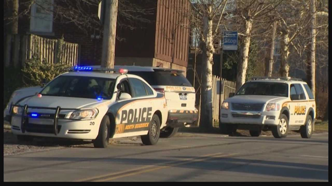img-Several in police custody after shots fired