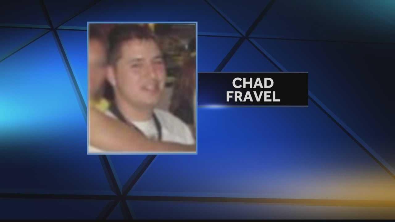 Chad Fravel