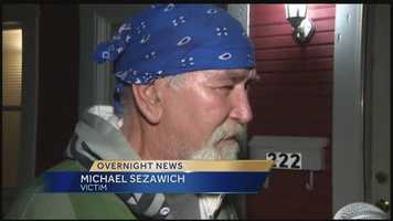 #9 Man injured during home invasion in CharleroiLocal man comes face to face with a pair of armed robbers during a home invasion and how a neighbors dog helped chase off the attackers. Action News Amber Nicotra has the latest from Charleroi. CLICK HERE TO WATCH THE VIDEO
