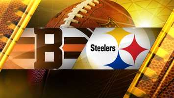 Week 1: Cleveland Browns at SteelersFINAL SCORE: Pittsburgh 30, Cleveland 27