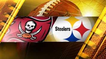 Week 4: Tampa Bay Buccaneers at SteelersFINAL SCORE: Tampa Bay 27, Pittsburgh 24