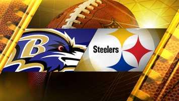 Week 9: Baltimore Ravens at SteelersFINAL SCORE: Pittsburgh 43, Baltimore 23