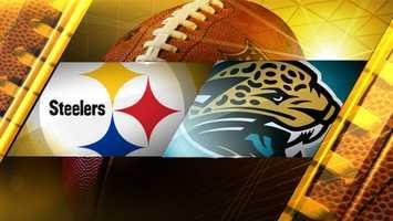 Week 5: Steelers at Jacksonville JaguarsFINAL SCORE: Pittsburgh 17, Jacksonville 9