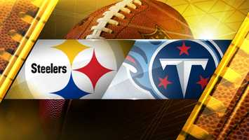 Week 11: Steelers at Tennessee TitansFINAL SCORE: Pittsburgh 27, Tennessee 24