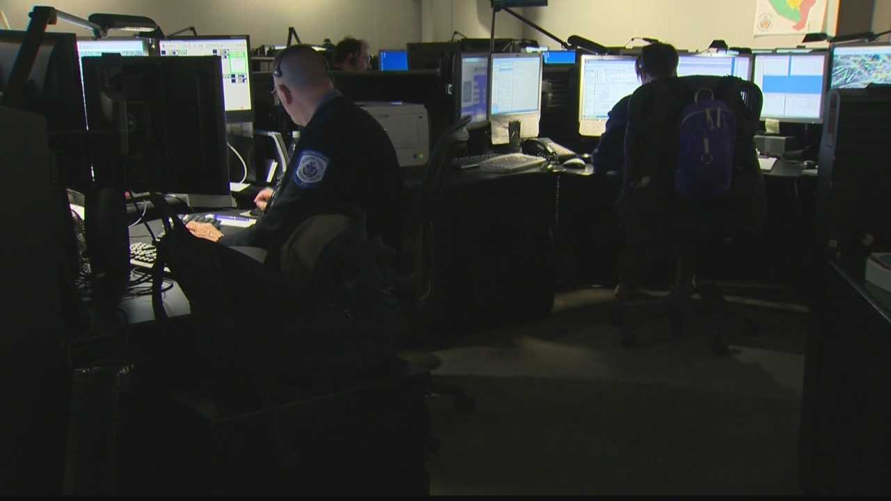 Allegheny County 911 Center.
