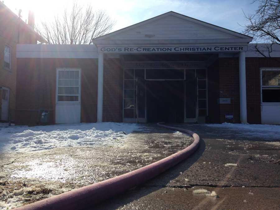 God's Re'Creation Christian Center