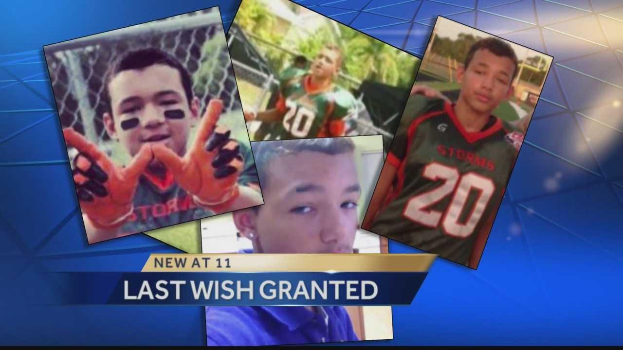 Pittsburgh boy's lifelong ESPN dream comes true