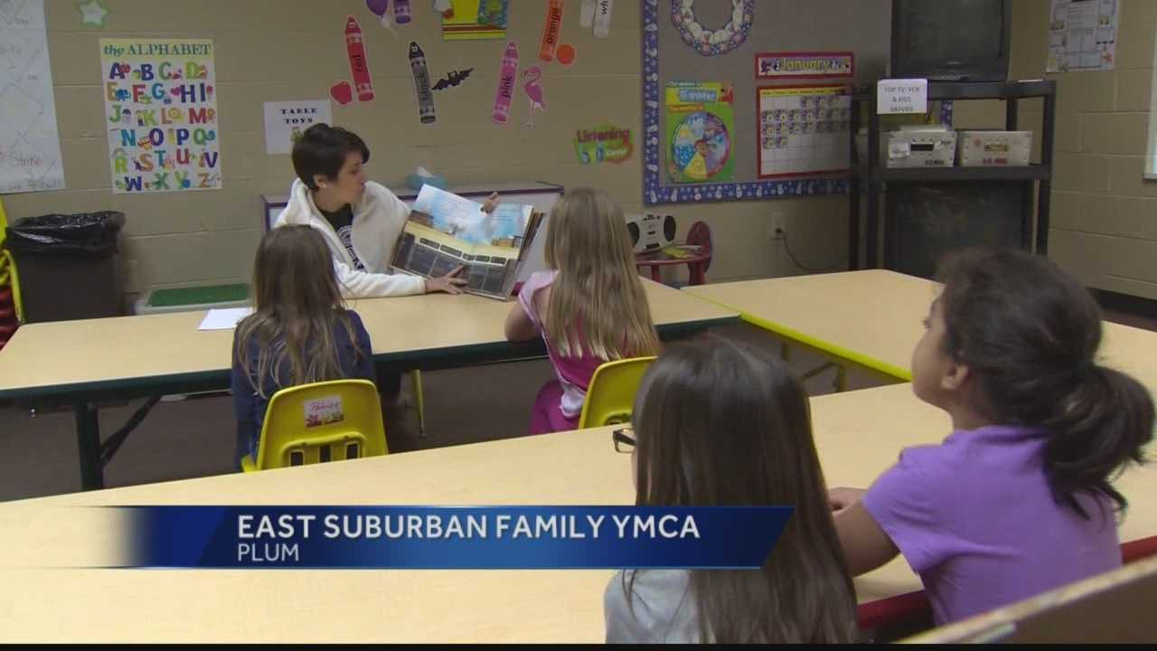 Plum children learn about MLK Day