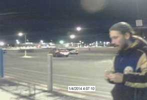 He has been involved in nearly a dozen thefts worth thousands of dollars at different stores, police said.